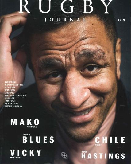 Rugby magazine