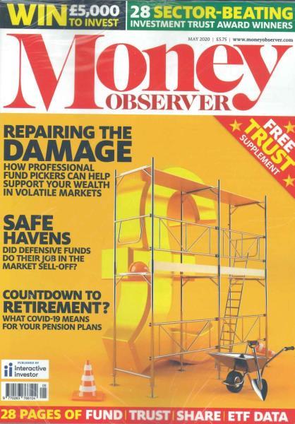 Money Observer magazine