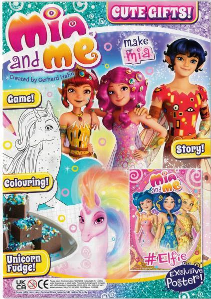 Mia and Me magazine