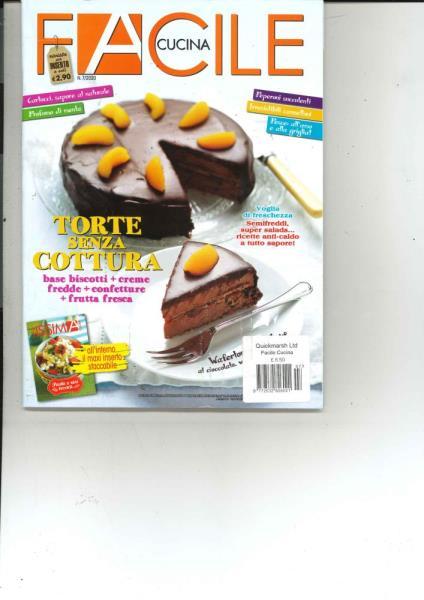 Facile Cucina magazine