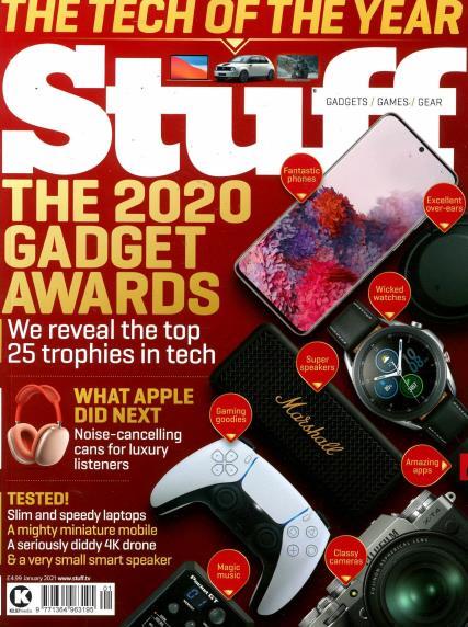 Stuff magazine