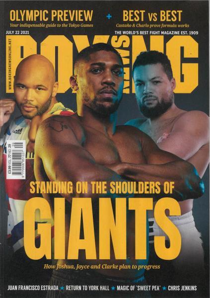 Boxing News magazine