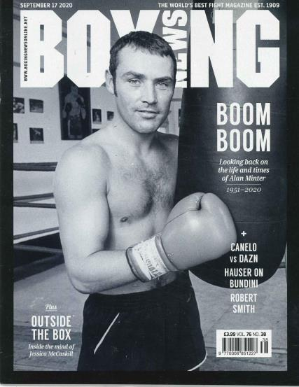Boxing News magazine