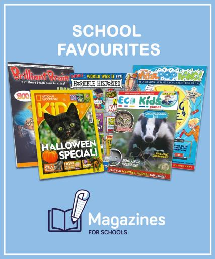 Magazines for Primary Schools magazine