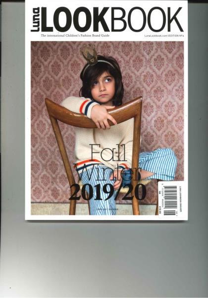 Luna Lookbook magazine