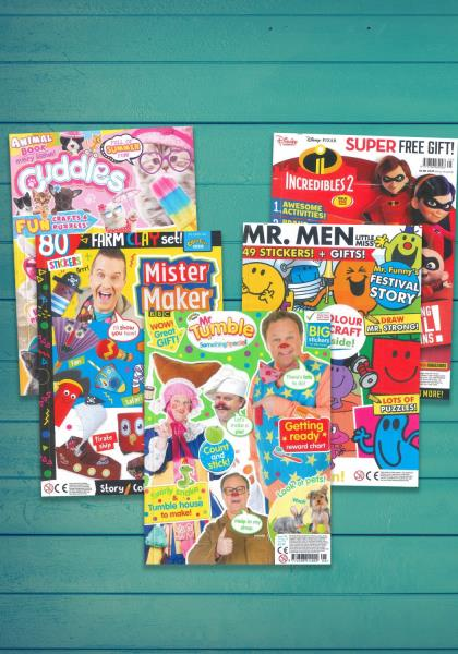 Read, Make, Play - Magazines for Schools magazine