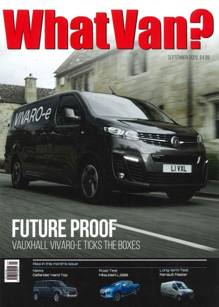 What Van magazine