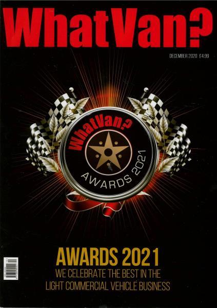 What Van magazine