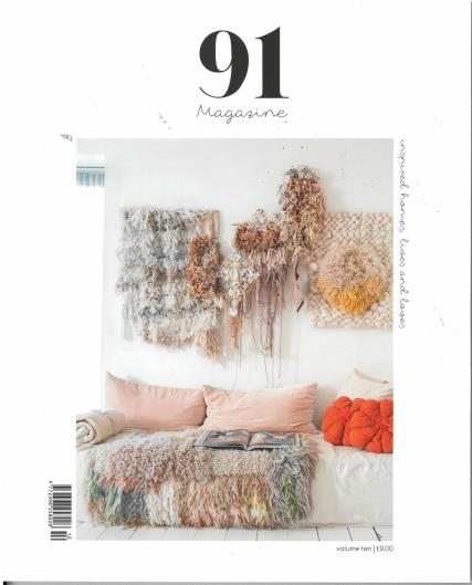 91 Magazine magazine