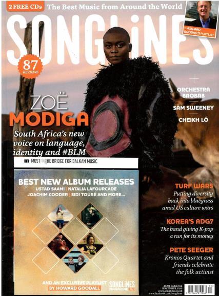 Songlines magazine