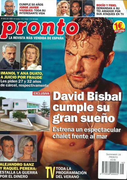 Pronto magazine