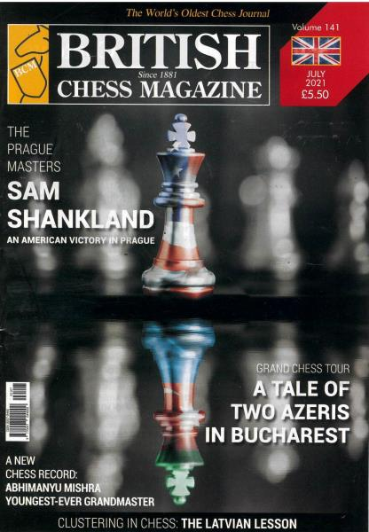 British Chess magazine