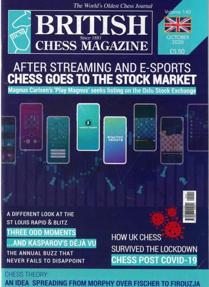 British Chess magazine