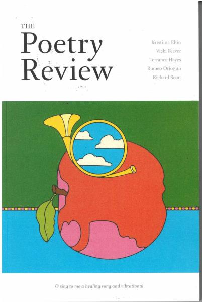 The Poetry Review magazine