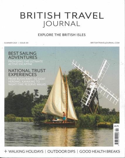 British Travel Journal magazine