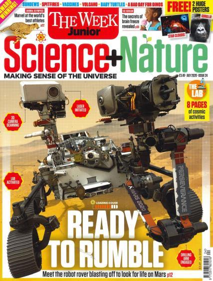 The Week Junior Science & Nature magazine