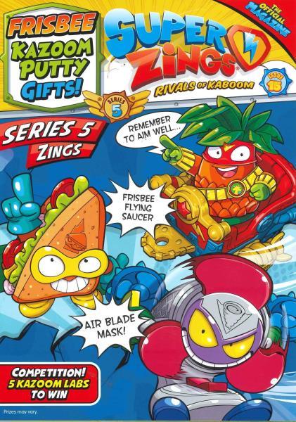 SuperZings magazine