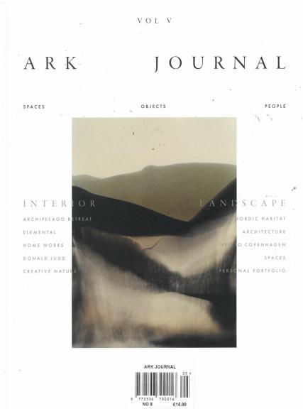 Ark Journal magazine