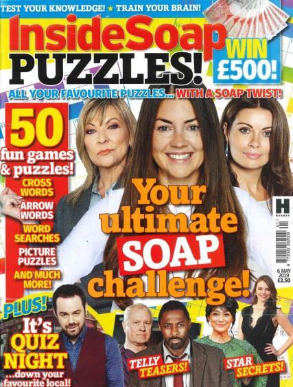 Inside Soap Special magazine