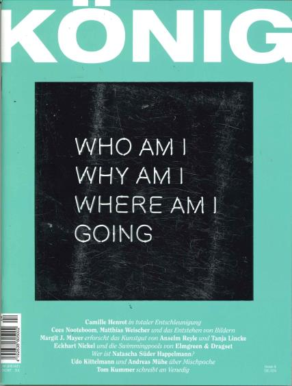 Konig magazine