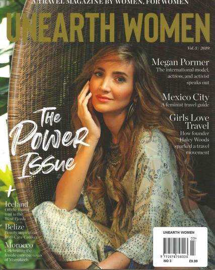 Unearth Women magazine