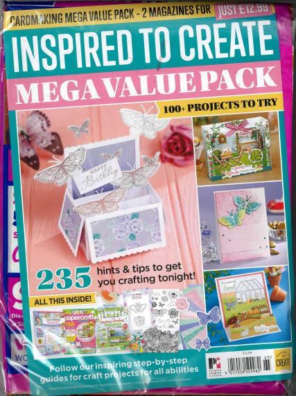Inspired to Create magazine