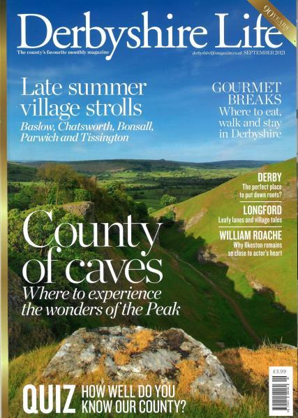 Derbyshire Life magazine