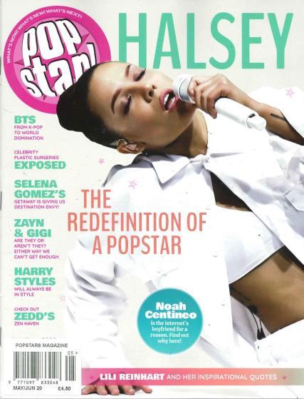 Popstar magazine