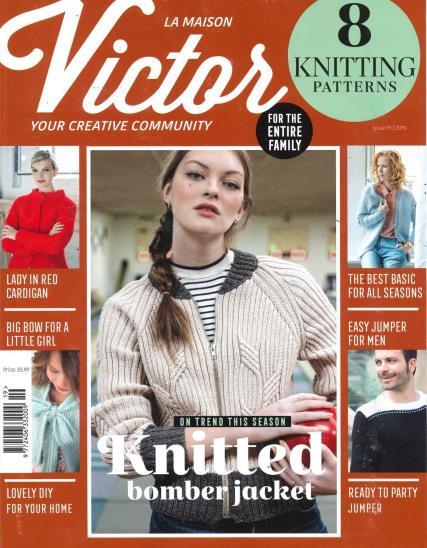 La Maison Victor magazine