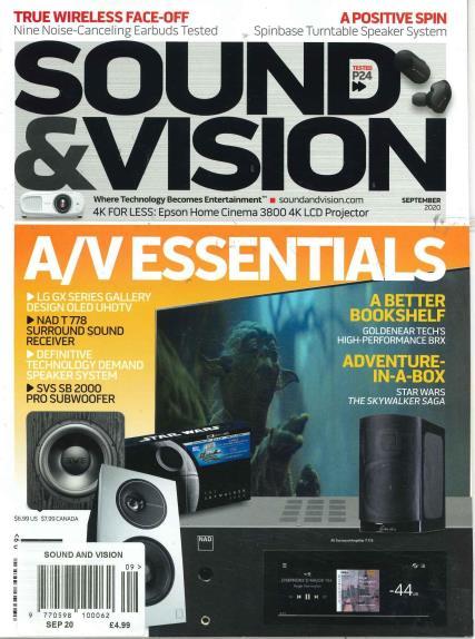 Sound & Vision magazine