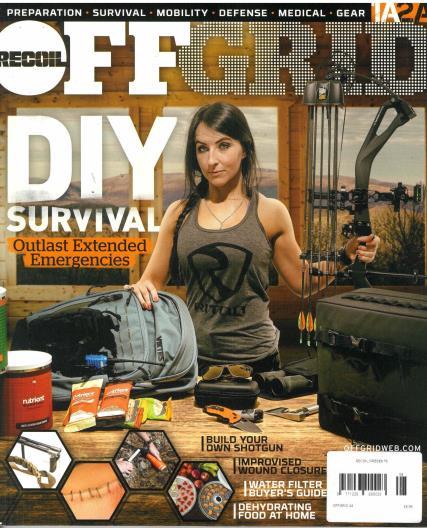 Recoil Presents magazine