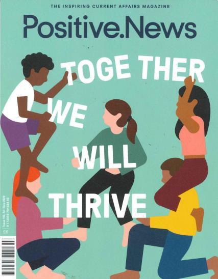 Positive News magazine