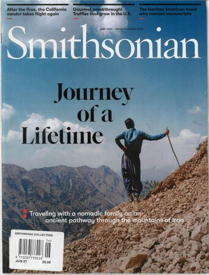 Smithsonian Collectives magazine