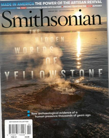 Smithsonian Collectives magazine