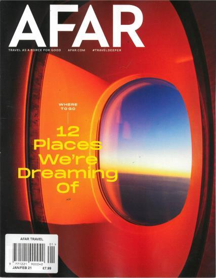 Afar Travel magazine