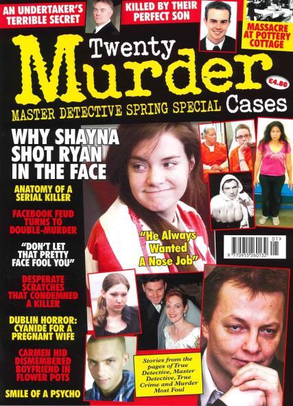 Master Detective Special magazine