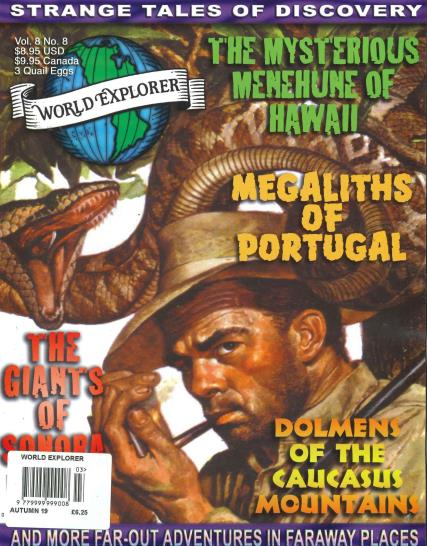 World Explorer magazine