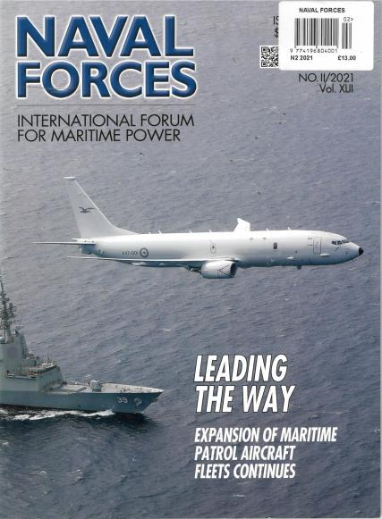 Naval Forces magazine