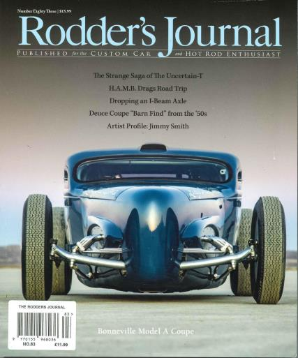 Rodder's Journal magazine