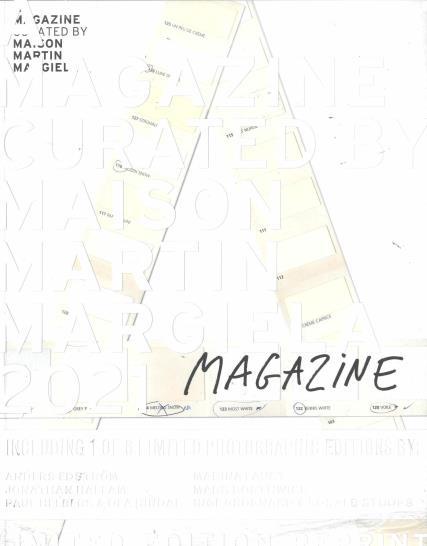 A Magazine magazine
