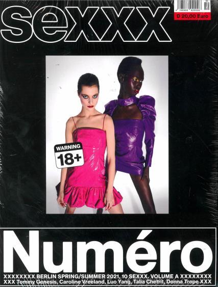 Numero Berlin magazine