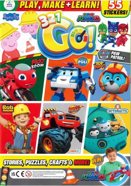321 Go! magazine