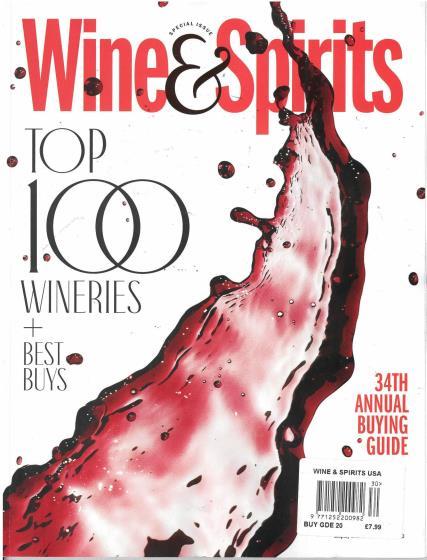 Wine & Spirits magazine
