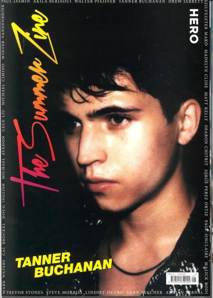 Hero The Summer Zine magazine