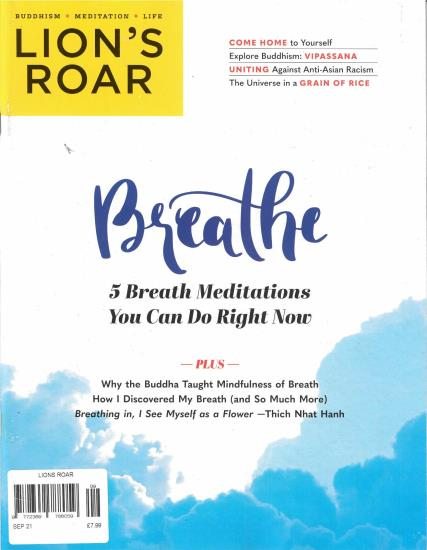 Lion's Roar magazine