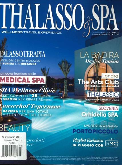 Thalasso & Spa magazine