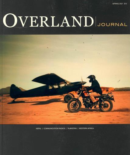 Overland Journal magazine
