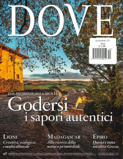 Dove magazine