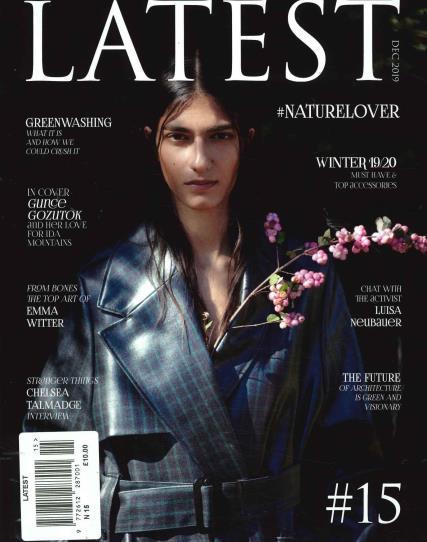 Latest magazine