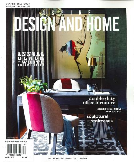 Aspire Design & Home magazine